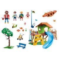 PLAYMOBIL® 70281 Dobrodružné dětské hřiště 2