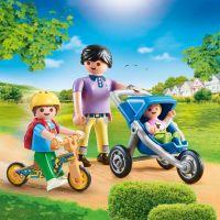 PLAYMOBIL® 70284 Maminka s dětmi 3