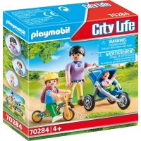 PLAYMOBIL® 70284 Maminka s dětmi 4