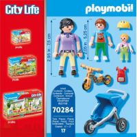 PLAYMOBIL® 70284 Maminka s dětmi 5