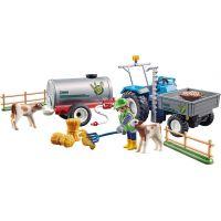 PLAYMOBIL® 70367 Traktor s cisternou