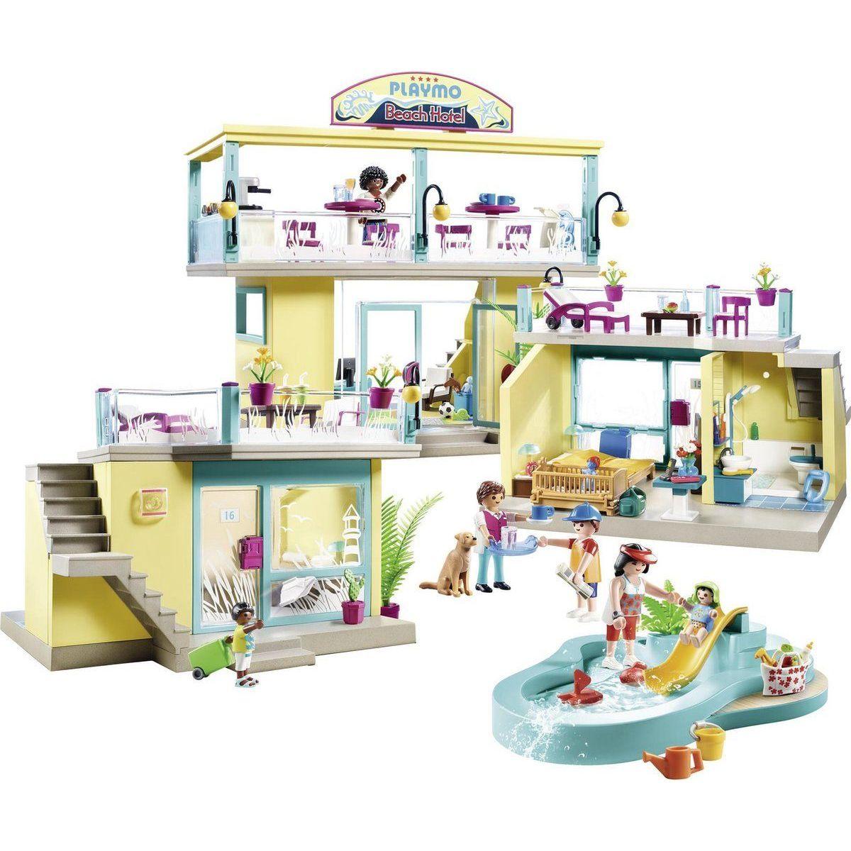 PLAYMOBIL® 70434 Playmo Plážový hotel