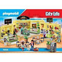 PLAYMOBIL® 70535 Mega Set Obchodní centrum