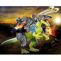 PLAYMOBIL® 70625 Spinosaurus Dvojitá obranná sila