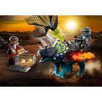 PLAYMOBIL® 70627 Triceratops Spor o legendárnej kamene