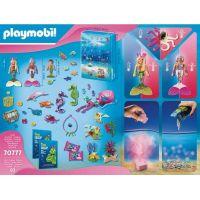 PLAYMOBIL® 70777 Adventní kalendář Mořské panny 5