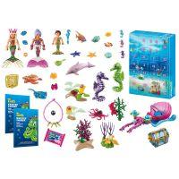 PLAYMOBIL® 70777 Adventní kalendář Mořské panny 4