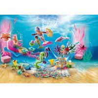 PLAYMOBIL® 70777 Adventní kalendář Mořské panny 3