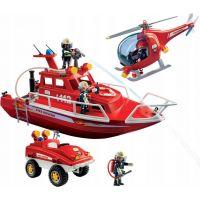 PLAYMOBIL® 9503 Požární set s podvodním motorem