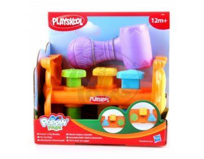Playskool Hra na zatloukání barevných kolíčků Hasbro