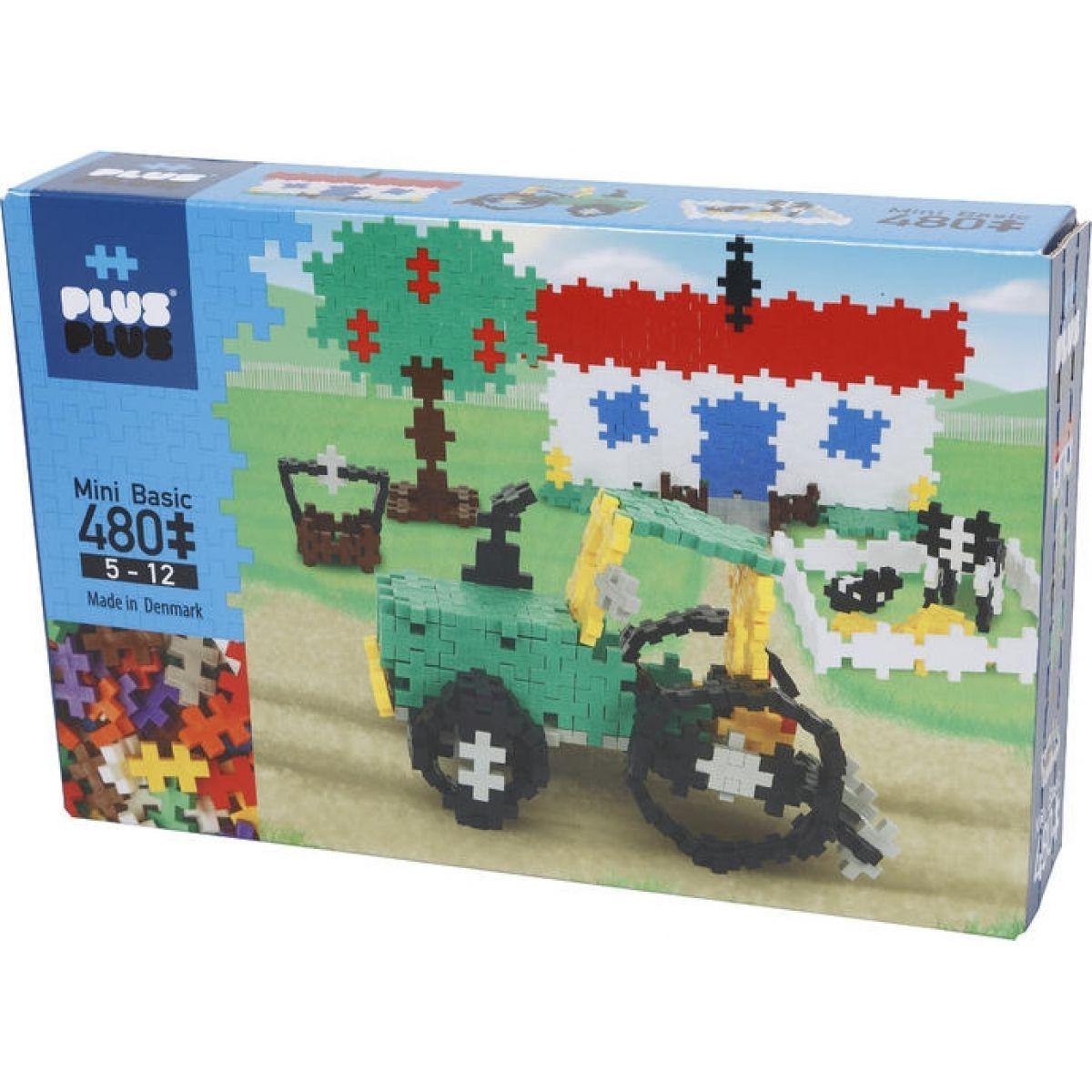 Plus Plus Mini 480 Farma