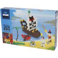 Plus Plus Mini Basic 360 Piráti