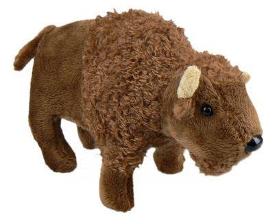 Plyšový bizon 13 cm