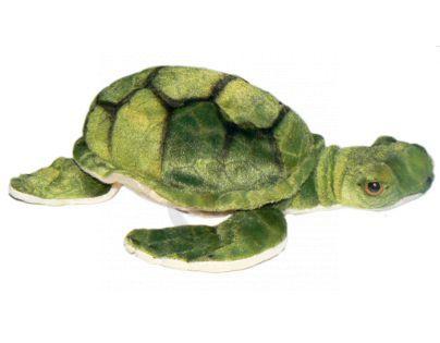 Plyšová želva 23 cm