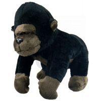 Plyšová gorila 15 cm