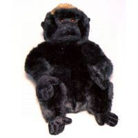 Plyšová gorila malá 23 cm
