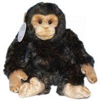 Plyšový šimpanz 32 cm
