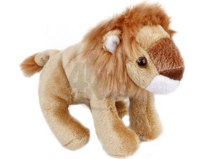 Plyšový lev 14 cm
