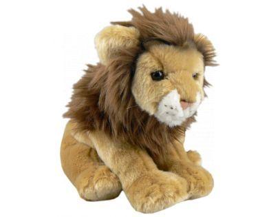 Plyšový lev 23 cm