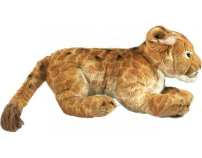 Plyšový lev mládě 40 cm