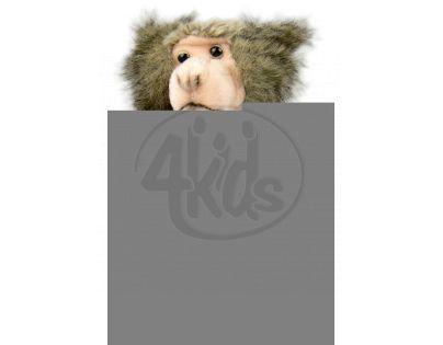Plyšový makak 20 cm