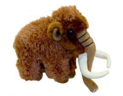 Plyšový mamut 24 cm