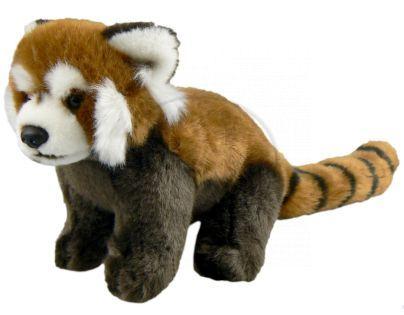 Plyšová panda červená 14 cm