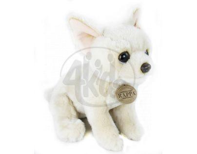 Plyšový pes Čivava sedící 23 cm