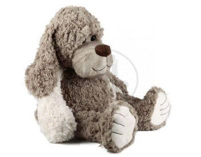 Plyšový pes sedící 35 cm