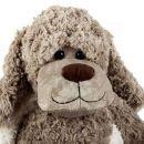 Plyšový pes sedící 35 cm 2