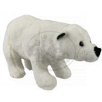 Plyšový polární medvěd 20 cm