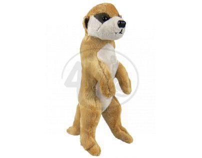 Plyšová surikata 21 cm