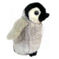 Plyšový tučňák mládě 18 cm