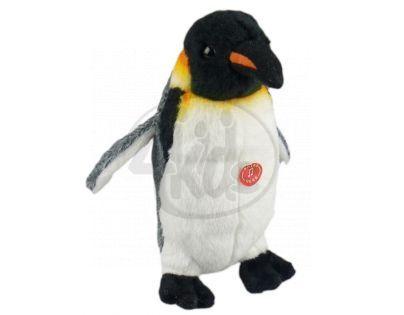 Plyšový tučňák se zvukem 17 cm
