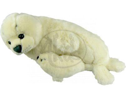 Plyšová tulení rodina