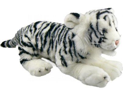 Plyšový Tygr bílý 41 cm