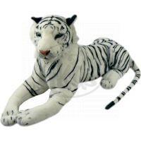 Plyšový Tygr bílý 140 cm