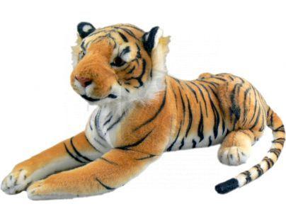 Plyšový Tygr hnědý 54 cm