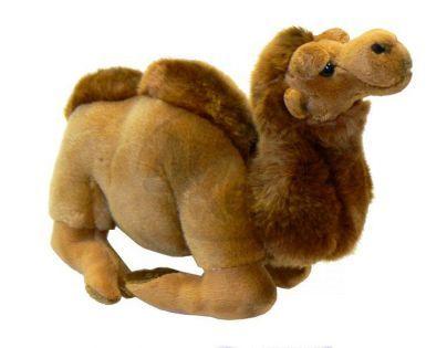 Plyšový velbloud 28 cm