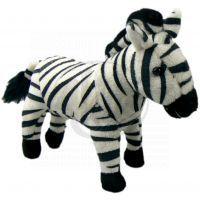 Plyšová Zebra 17 cm