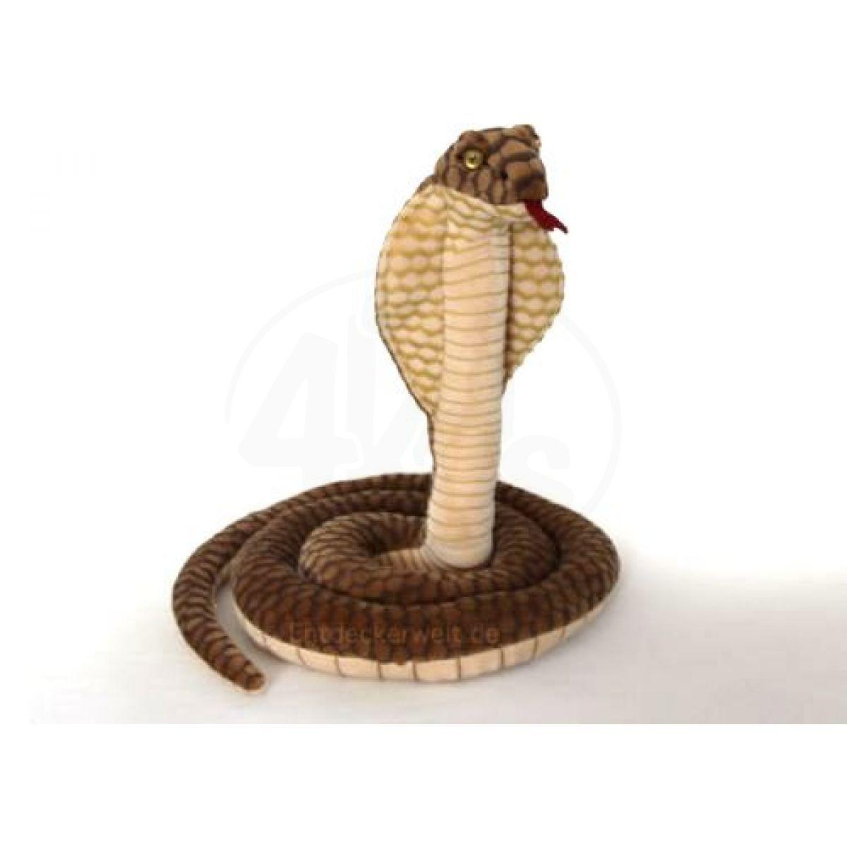 Plyš Had Kobra