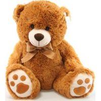 Plyš Medvěd hnědý 40 cm