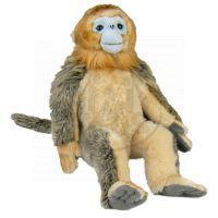 Plyšová opice 40 cm
