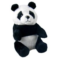 Plyšová panda 15 cm