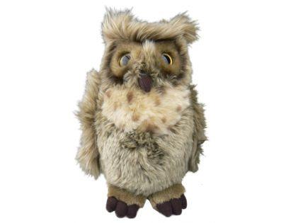 Plyšová sova 23 cm