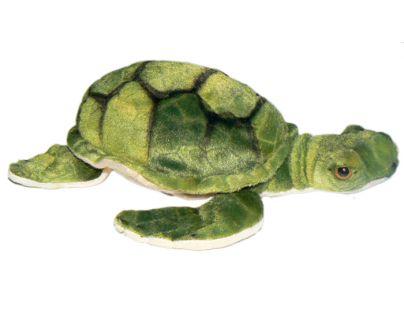 Plyšová želva 35 cm