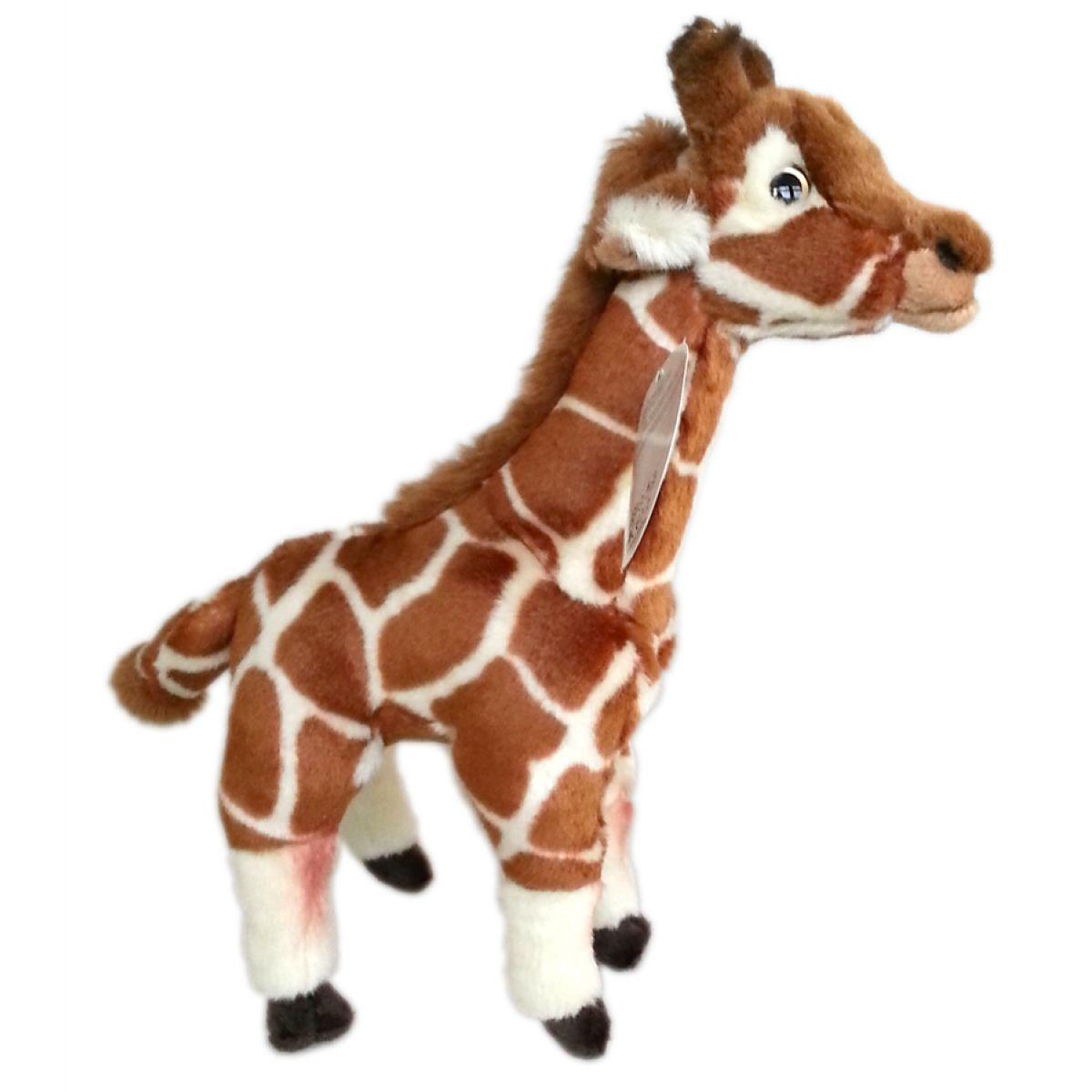 Plyšová žirafa 30 cm