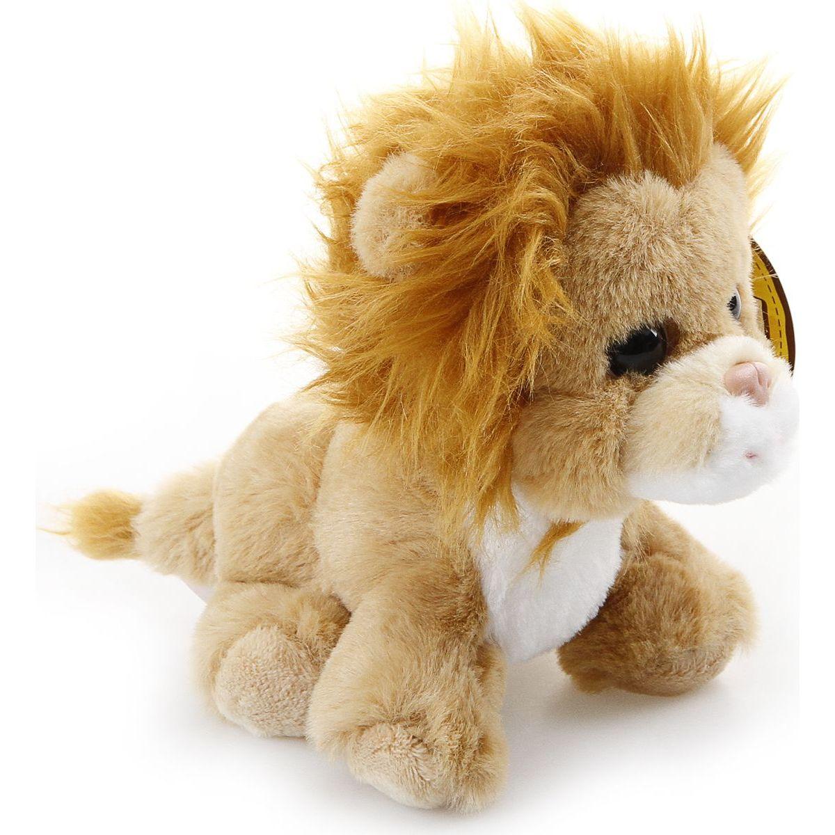 Plyšové zvířátko Lev 17 cm