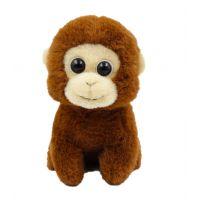 Plyšové zvířátko Opice 17 cm