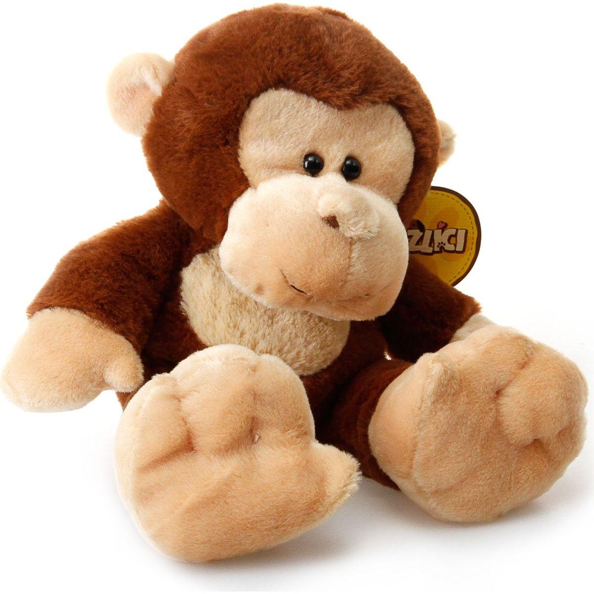 Plyšové zvířátko Opice 25 cm